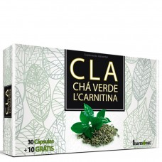 CLA + GREEN TEA + L'CARNITINA