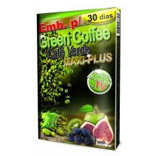 GREEN COFFEE MAXIPLUS COMPRIMIDOS
