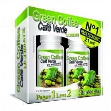 GREEN COFFEE ULTIMATE KIT PAGUE 1 LEVE 2