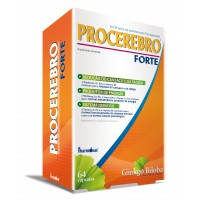 PROCEREBRO FORTE 64 CAPSULES