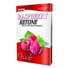 RASPBERRY KETONE + CÁSCARA SAGRADA
