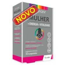 BIOKYGEN Mulher+Energia+Vitalidade