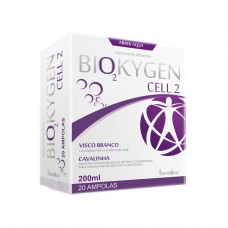 BIOKYGEN CELL 2 20 AMPOOLS