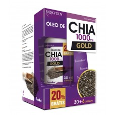 BIOKYGEN OIL CHIA GOLD 1000 MG