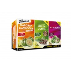GARCINIA TRIPLE ULTIMATE PACK INOVATION