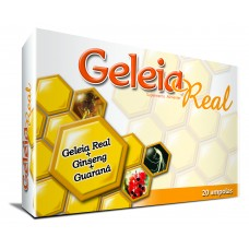 ROYAL JELLY + GINSENG + GUARANÁ