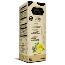 GINGER AND LEMON 500ml
