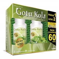 GOTU KOLA 60 CAPSULES TAKE 2 PAY 1