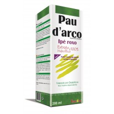 PAU D'ARCO 200 ML PEACH FLAVOR