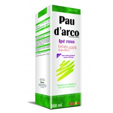 PAU D'ARCO 500 ML PEACH FLAVOR