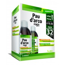 PAU D'ARCO PACK TAKE 2 PAY 1